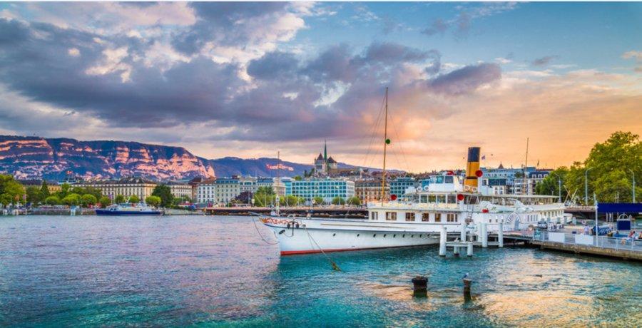 Billigfluge ab Genf