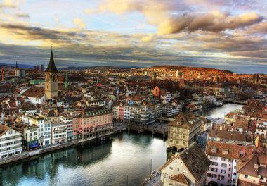 Fluge-ab-Zurich