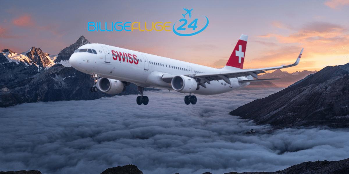 Günstige Flüge ab Basel